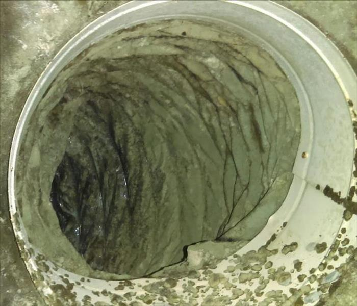 Cleaning SERVPRO of Lake Conroe, Magnolia & Cleveland takes care of air quality by cleaning your HVAC & Air Ducts