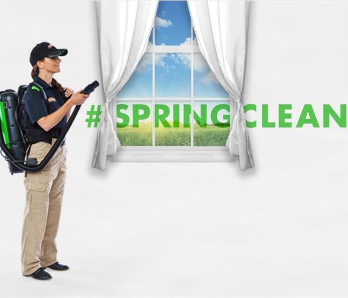 Cleaning SERVPRO of Lake Conroe, Magnolia & Cleveland's Spring Cleaning Tips