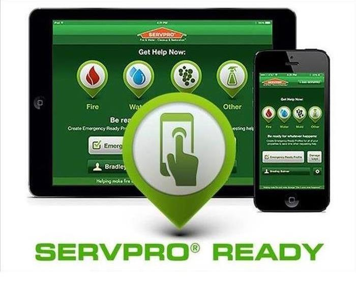 Building Services Be Ready with the SERVPRO® Emergency Ready Program