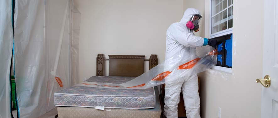 Conroe, TX biohazard cleaning